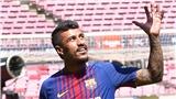 Nếu Messi là lụa thì Paulinho là thép