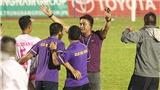 Sài Gòn FC:  Vũ khí là… khó thua!