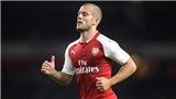 Arsenal: Wilshere chưa bao giờ đánh mất niềm tin