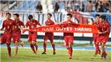 Bóng đá Việt Nam và sức sống mới từ các lứa trẻ