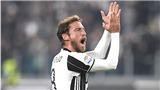 Marchisio đã trở lại, Juventus có thể quên Bonucci