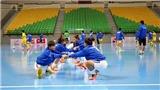 Tuyển futsal nữ Việt Nam: Phá 'dớp' về nhì