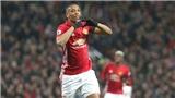 Anthony Martial là 'quân bài trong tay áo' của Mourinho