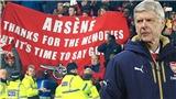 'Mối tình' Wenger – Arsenal: Trong tình yêu không có nỗi sợ
