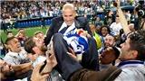 Real Madrid cứ thắng, mọi việc để Zidane lo