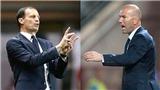 Zidane và Allegri đều chung một con đường
