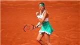 Giải nữ Roland Garros giờ không còn nhà vô địch nào