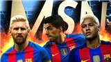 Vì Messi, Neymar và Suarez, các tiền đạo giỏi đều 'ngại' đến Barcelona