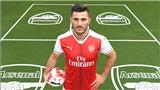 Vị trí nào cho Kolasinac ở Arsenal?