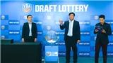 Thị trường chuyển nhượng cầu thủ Việt: Nên học theo Draft Lottery của VBA?