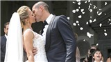 Những đám cưới 'hot' nhất làng túc cầu Hè 2017
