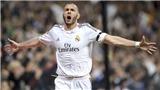 Benzema đang là 'sát thủ' với các tiền đạo trẻ của Real Madrid