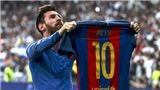 Messi và kì trăng mật kéo dài ở Camp Nou