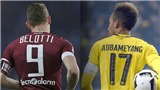 Chelsea sẽ mua ai: Belotti, Aubameyang hay Aguero?