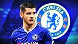 Chelsea sẽ là bệ phóng thành công cho Morata?
