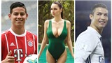 Vì Cristiano Ronaldo, James Rodriguez bị vợ bỏ