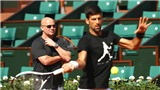 Agassi sẽ hồi sinh Djokovic, như chính mình?
