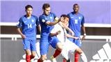 U20 Việt Nam thua đậm U20 Pháp, vì đó là World Cup