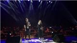 Sau chia tay, Dương Hoàng Yến vẫn sánh đôi Hà Anh tại Asia Song Festival