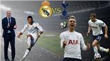 BIG BET: Dự đoán và tỉ lệ trận Real Madrid - Tottenham (01h45, 18/10)