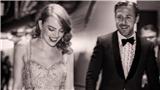 Vì sao trên thảm đỏ Emma Stone luôn trung thành với váy cúp ngực dáng ôm?