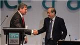 Chủ tịch ITF có ấn tượng tốt với Việt Nam