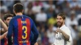 CẬP NHẬT tin tối 24/4: Pogba nghỉ derby. Barca đòi phạt nặng Ramos. Hoa hậu vòng 3 chúc mừng Messi