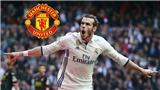 Gareth Bale sẽ là bản hợp đồng lý tưởng, là tiền đạo cánh xuất sắc của Man United