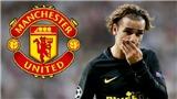 Xin lỗi như Ronaldo, Griezmann cuối cùng sẽ sang Man United?