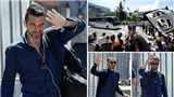 Thua Real Madrid, Juventus vẫn trở về Italy như những người hùng