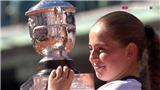 Đánh bại Halep, Ostapenko vô địch Roland Garros, viết cổ tích ở tuổi 20