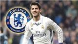 'Đề nghị như nhau, Real lại bán Morata cho Chelsea vì vẫn cay M.U vụ De Gea'