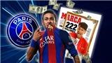 NÓNG: Cha của Neymar sang Paris để đàm phán với PSG