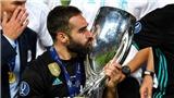 CHÙM ẢNH: Real Madrid hạ M.U, ngất ngây bên chiếc Siêu cúp châu Âu