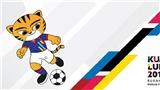 Bảng xếp hạng (BXH) bảng B môn bóng đá Nam U22 SEA Games 29 - 2017