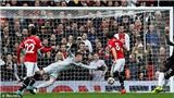 M.U 4-0 Crystal Palace: Fellaini lập cú đúp, M.U tạm chiếm ngôi đầu bảng