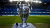 Bảng xếp hạng (BXH) vòng bảng Champions League mùa 2017-18