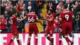Video clip highlights bàn thắng trận Liverpool 1-1 Burnley