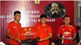 Mourinho bất ngờ GỬI THƯ chúc mừng Hội CĐV chính thức của M.U tại Việt Nam