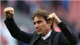 Antonio Conte bất ngờ công khai ý định trở về Italy