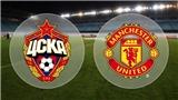 Link sopcast xem trực tiếp trận CSKA Moskva - M.U (01h45, ngày 28/9)