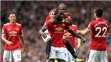Ghi bàn giờ là... chuyện nhỏ với M.U của Mourinho