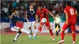 Việt Nam 5-0 Campuchia: Mưa bàn thắng mở Mỹ Đình