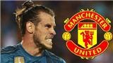 TIN HOT M.U 21/10: Real hối hận vì không bán Bale. 6 cầu thủ vắng mặt tối nay