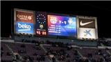 Cuộc đua vô địch Liga: Barca có nhiều lợi thế, Real bỗng gặp khó