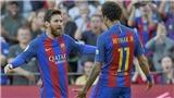 Vì sao Messi tức giận và cảnh cáo Neymar?