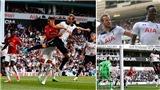 ĐIỂM NHẤN Tottenham 2-1 Man United: M.U thua từ khi bóng chưa lăn. Mourinho chấp nhận 'đánh bạc'