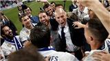 GÓC MARCOTTI: Zidane là 'Người phán xử' của Real. Juventus biến ảo khôn lường