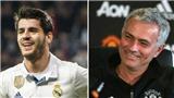CẬP NHẬT tối 11/6: Mourinho chỉ nói 6 từ và Morata đã chọn M.U. Barca sắp kích hoạt 'bom tấn' 100 triệu euro