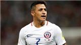 CẬP NHẬT sáng 29/6: M.U dính 3 cú sốc chuyển nhượng. Chile vào chung kết Confed Cup